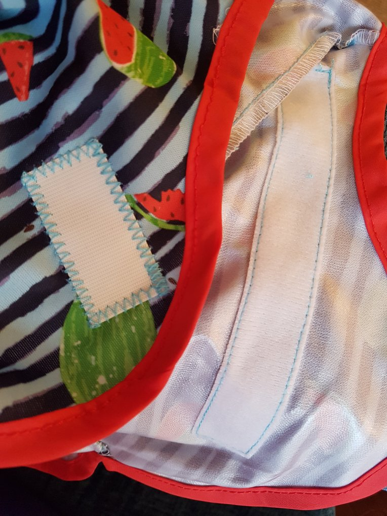 BibaDo Highchair coverall bib with sleeves review  – Mummy Of Three
